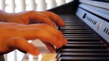 Andrea Morricone - Love Theme from Cinema Paradiso Piano Cover -  موسيقى رومانسية هادئة