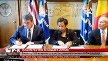 Încă un pas spre eliminarea vizelor pentru românii care călătoresc în SUA