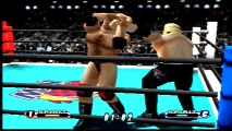 Virtual Pro Wrestling 64 Scott Hall vs DDP