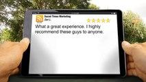 Social Times Marketing Saugus Wonderful Five Star Review by Dan L.