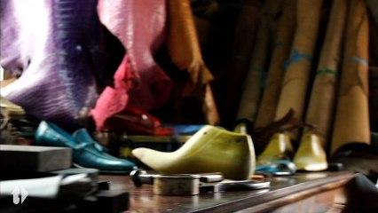 70 năm đóng giày