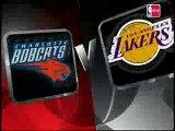 3/26/08 - Bobcats @ Lakers