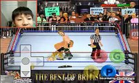 PLAYING WWE WRESLING PART 1