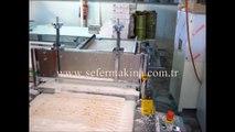 Lokum makinası - Lokum kesme makinası