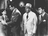 Charlie Chan in Dark Alibi - 1/2 [Charlie Chan in Alcatraz] (1946 mystery film) - Sidney Toler