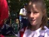 Danone Nations Cup: le rêve de Gerland