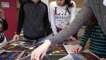 Des collégiens de Lucie Aubrac choisissent des photos d'archive de leur quartier 1