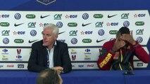 Euro-2016/Amical: la France bat le Cameroun sans briller
