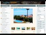 Face à une mer bleue cristalline – Une maison à deux pas de la plage – Espagne