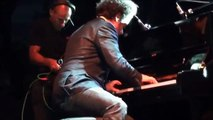 """JOHNNY IGUANA & KENNY SMITH in The Piano Chicago Blues """" JARNAC """" # 19 Cognac Blues Passions 2012"""