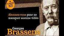 Georges Brassens - Les bancs publics