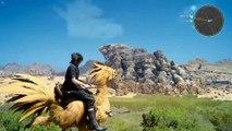 Final Fantasy XV : Trailer 100% chocobo