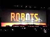 Kraftwerk.. We Are The Robots.. 15 De Marzo Foro Sol Radiohead Mexico DF 2009