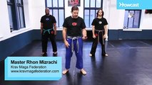 Krav Maga Training|How to Defend Against A Knife Strike|Self Defense Fighting Techniques