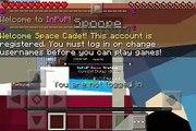 Minecraft pe servidor de TNT RUN e BLOCK RUNT 0.14.3