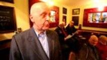Alain Larue, animateur du comité de soutien palois d'Alain Juppé