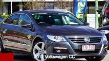 2012 Volkswagen CC Type 3CC MY12.5 125TDI DSG Icelandic Grey 6 Speed Sports Automatic Dual Clutch Co