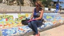 Le 18:18 - Marseille : les mosaïques du banc de la Corniche créent la polémique