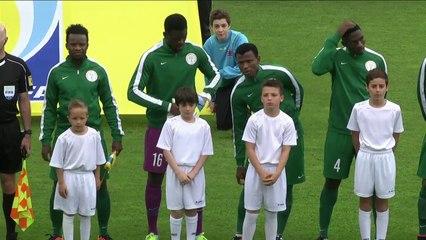 LUXEMBOURG vs. NIGERIA | Friendly match