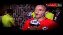Chile vs Jamaica 1-2 José Fuenzalida y Gary Medel Declaraciones Luego de la Derrota 27-05-2016