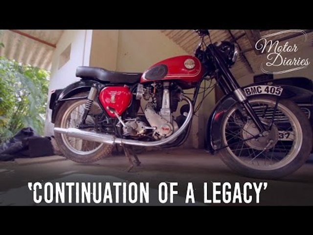 BSA B31 350cc - Continuation Of A Legacy | Motor Diaries