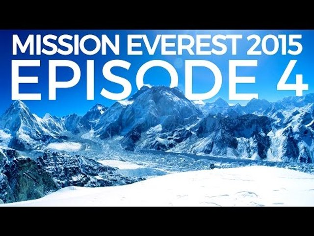 Mission Mount Everest - The Avalanche & The Aftermath | Episode 4