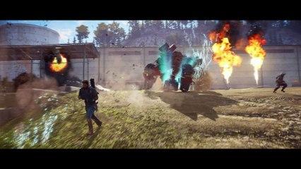 Mech Land Assault trailer de Just Cause 3