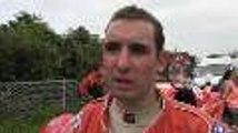 Rallye des Cimes : Louis Dronde en tête après la première spéciale