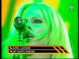 Avril Lavigne - My Happy Ending (Cornetto Free Music Festival 05/29/2005)