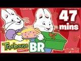 Max E Ruby Episódios Para Crianças - Feliz Aniversário Compilação De 47 mins