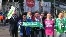 Foot : des Béarnais à Paris pour supporter St-Etienne
