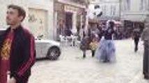 Déambulations dans les rues de Cognac