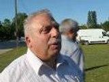 150 caravanes se sont installées à Magnac, au grand dam du maire (vidéo Majid Bouzzit)