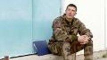 Le RIMa vers l'Afghanistan: les familles inquiètes (vidéo Renaud Joubert)