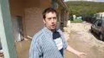 Témoignage d'un sinistré (vidéo Renaud Joubert)