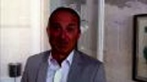 """Philippe Lavaud: """"je suis en campagne pour ma ville, pour ses habitants"""""""