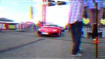 DRAGRACE | 530HP Audi RS3 vs Ferrari 458 Speciale Aperta vs Lamborghini Huracan vs GTR