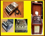 MOMENTS IN THEOSOPHICAL HISTORY:- Tape Recorders - The Cardiff Experience