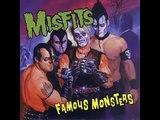 The Misfits  Pumpkin Head horror punk