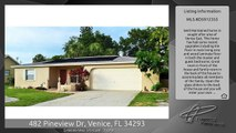 482 Pineview Dr, Venice, FL 34293