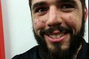 Rugby : après Biarritz - Section Paloise (0-20) la réaction de Julien Fumat