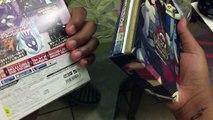 Skullgirls 2nd Encore Skull Heart Box Unboxing (Vita)