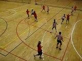 NK handbalselectie Brabant meisjes jong 23