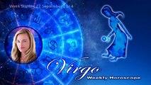 Astrogirl – Virgo – 22 September 2014, Weekly Horoscopes
