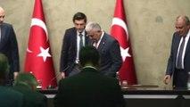 """Yıldırım: """"Kktc'de Yaşayan Kardeşlerimize Karşı Yapılabilecek En Ufak Bir Yanlış Türkiye'ye..."""