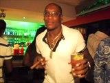Prince Punchin Pat hangs out at JJ Okochas Club 10 Lagos Nigeria