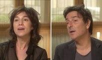 """Yvan Attal et Charlotte Gainsbourg racontent leur vécu de l'antisémitisme pour la sortie d'""""Ils sont partout"""""""