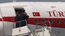 Başbakan Yıldırım, KKTC Başbakanı Özgürgün Tarafından Resmi Törenle Karşılandı