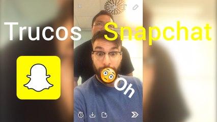 Snapchat: hazte 5 trucos más experto