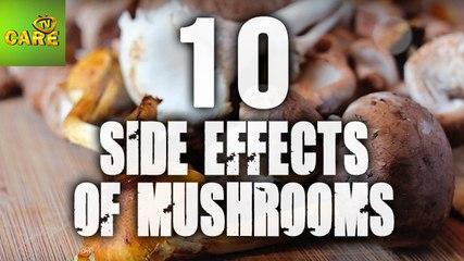 10 Side Effects of Mushroom | Care TV